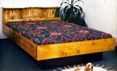 Hardsided Waterbeds